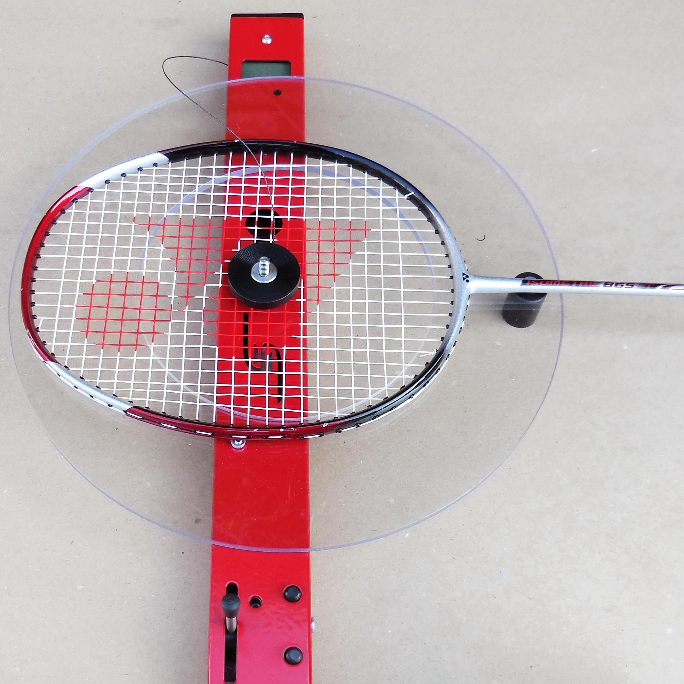 badminton string machine